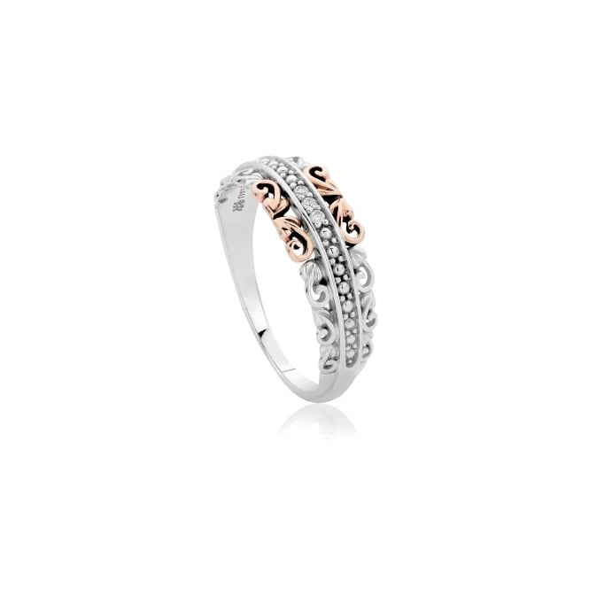 Clogau Gold Am Byth Diamond Ring