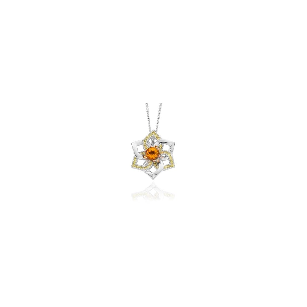 e9d2df20a Clogau Gold Eternal Daffodil Pendant - Jewellery from 925 Treats UK