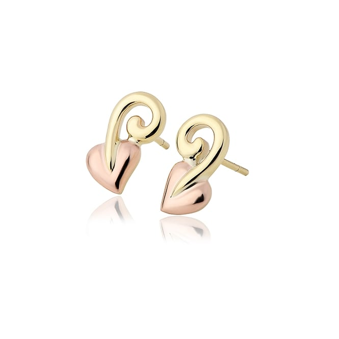 Clogau Gold Tree of Life Stud Earrings
