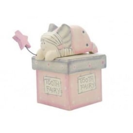 Fairy tooth box-Pink Fairy
