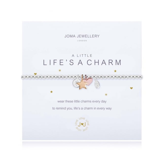Joma Jewellery A Little Life's a Charm