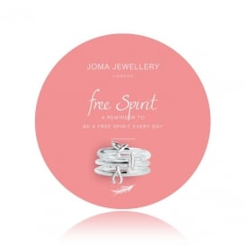 BFREE SPIRIT RING STACK