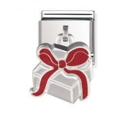 Nomination Silver Dangly Gift Charm