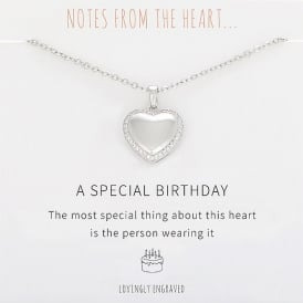 A Special Birthday - Necklace