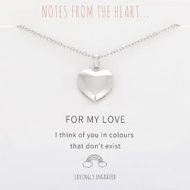 For My Love - Necklace