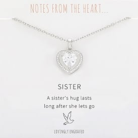 Sister - Necklace