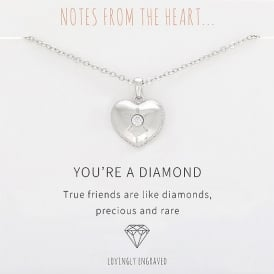 You're a Diamond - Necklace