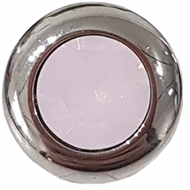 Famosa Tondo 13mm Rose Water Opal Ring Top