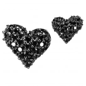 Sif Jakobs Amore Piccolo Black Zircona Earrings