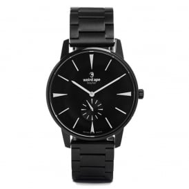 Mayfair Black White Watch
